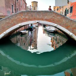 eyes venice. italia italy bridges
