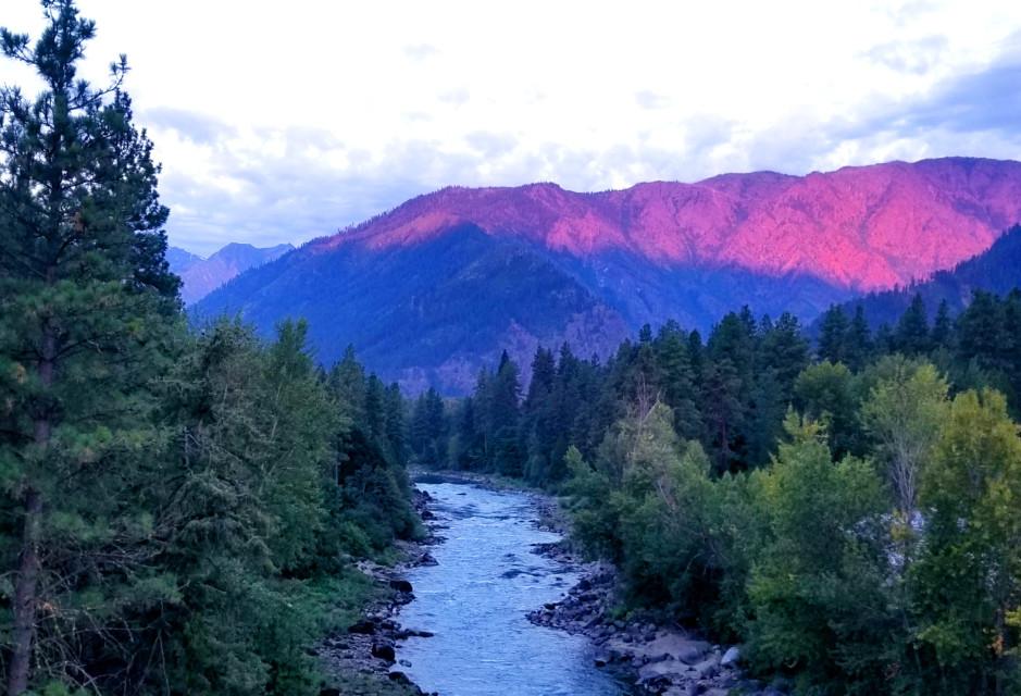 #freetoedit #Leavenworth #nature #trees #mountainview