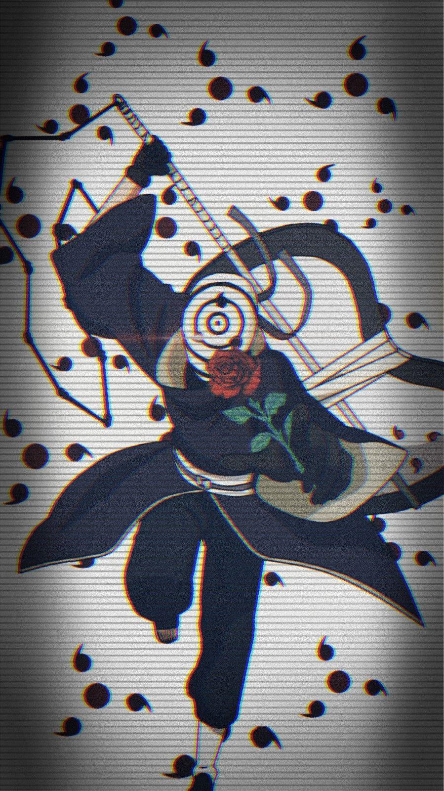 Obito Naruto Anime Wallpaper Tumblr At Rek98 Floweredtion