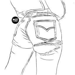 jeans outline sketch fanart pose freetoedit