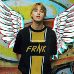 jimin wings bts