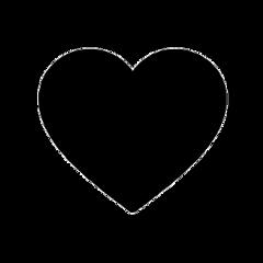 heart dark freetoedit
