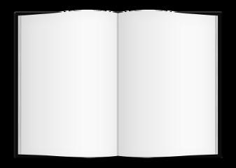 ftestickers journal book open blank freetoedit