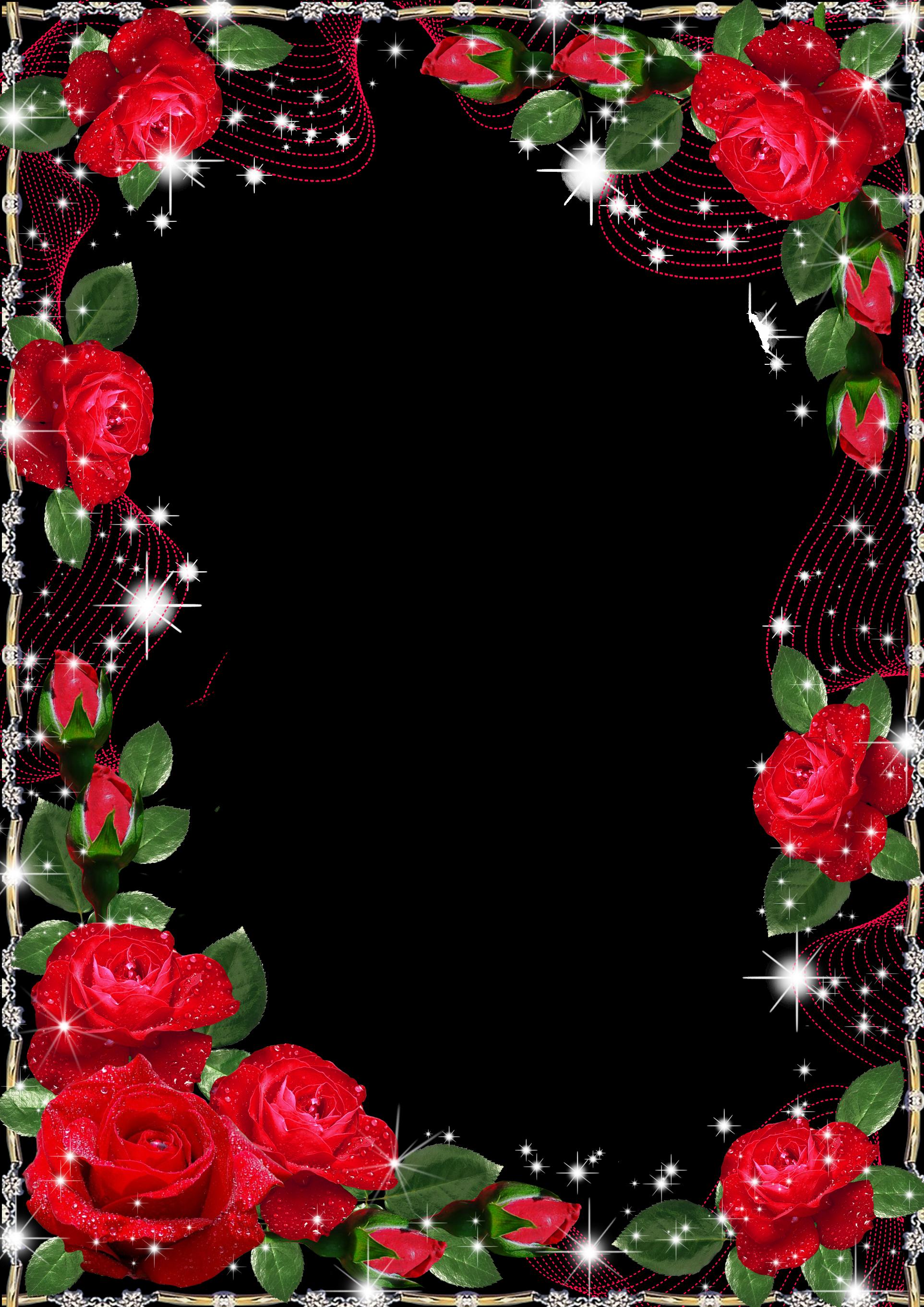 Рамка к красной открытке, крестины