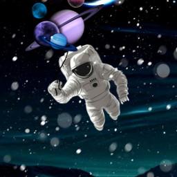 freetoedit space sobeutiful astrokpop astronaut srcplanetballoons