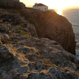 freetoedit pcmadeofstone madeofstone cliff lighthouse