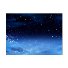 freetoedit blue starry stars clouds