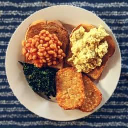 dinner breakfast pcb propercookedbreakfast vegetarian