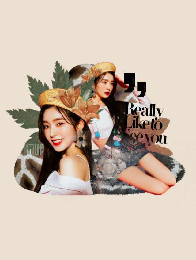 [ Click to full view]  Red Velvet | Irene  Birthday: Mar. 29, 1991  . . .  For the first time i guess, i didn't use any filters![just to keep it quality decent hehe]  I've been running out of inspo lately ughh help ;-;   Entry for ...  #hw300  By @hweng   .................................................................  #volettaee2kcontest By @volettaee   .................................................................  #parksfirstcontest  By @baekmin_park   .................................................................  Credits and resources: Irene stickers - @-sweetmochi-  Giraffe skin & leaves - @jessicaknable   .................................................................  Tags: #redvelvet #irene #redvelvetirene #kpop #kpopedit #kpopidol #kpopaesthetic #aesthetic #freetoedit  #remixit #myedit #girl #girlgroup