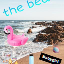 freetoedit beach summer pcbeautifulbirthmarks bautyfull