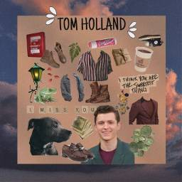 freetoedit tomholland moodboard art nicheclothes