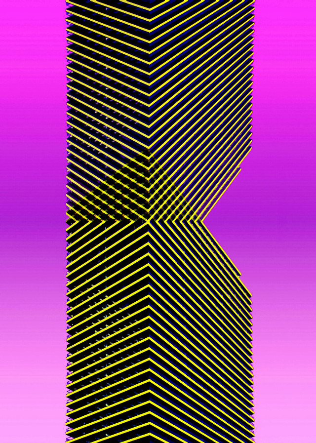 #freetoedit #city #building #yellow #purple #stripes