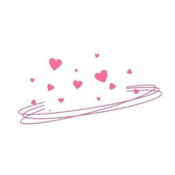 freetoedit pink heart crown heartcrown