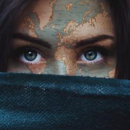 freetoedit face girl eyes woman
