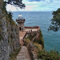 freetoedit lighthouse sea mountain