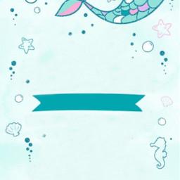 invitations siren mermaid invitacion