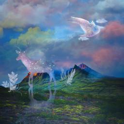 freetoedit fantasyart alternateuniverse surreal surreality