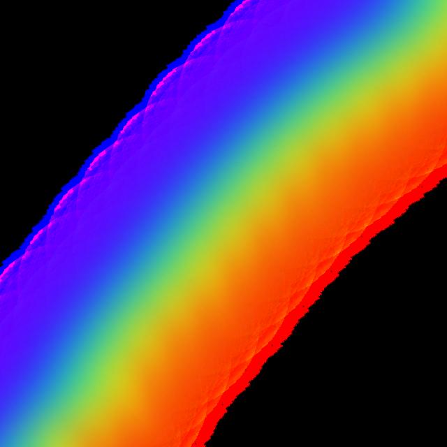 #ftestickers #rainbow #rainbowbrush