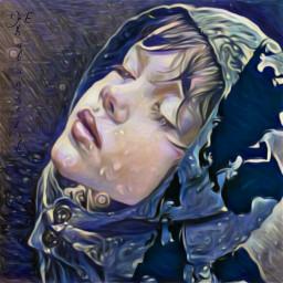 freetoedit midnightmagiceffect oilpaintingeffect beautifull art ircyourownworld