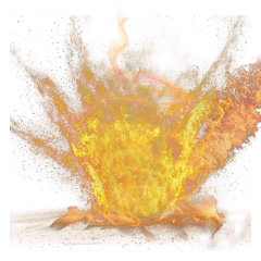 ftestickers fire flames explosion freetoedit