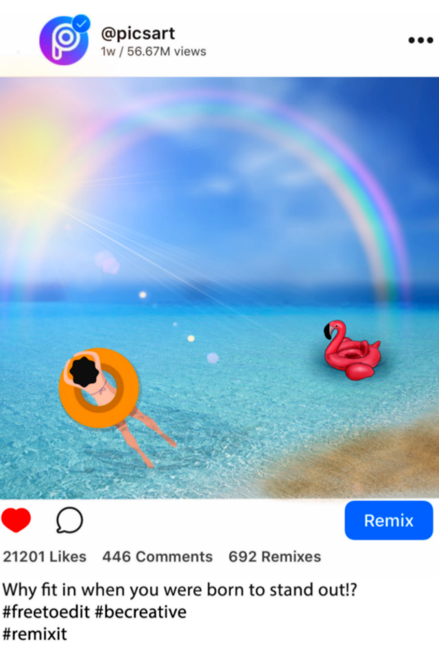 #freetoedit #picsartframe #becreative #makeawesome #summervibes #summerfun #beach #stickers #picsarteffects #myedit #madewithpicsart