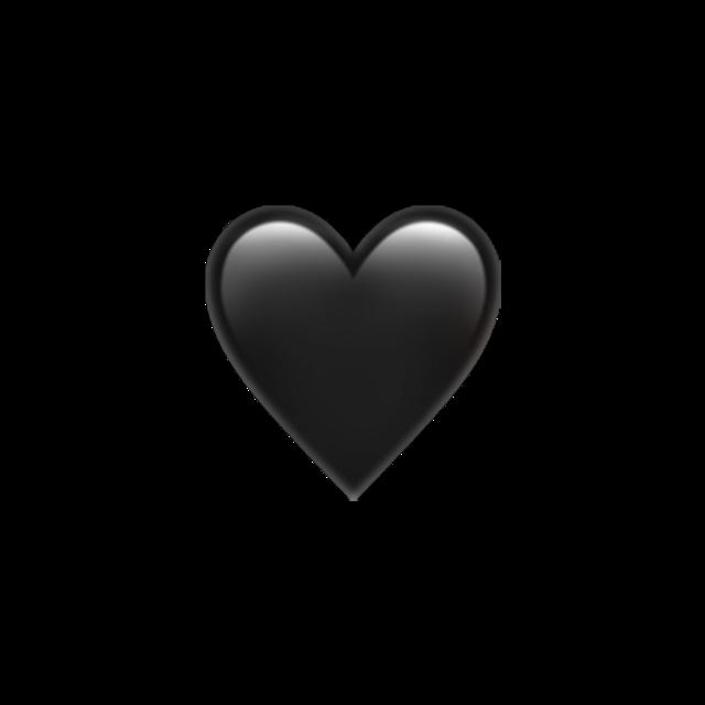 #bkack #heart
