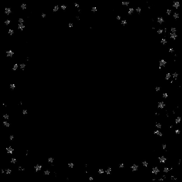 #overlay #stars #border #frame #aesthetics #star #glitter