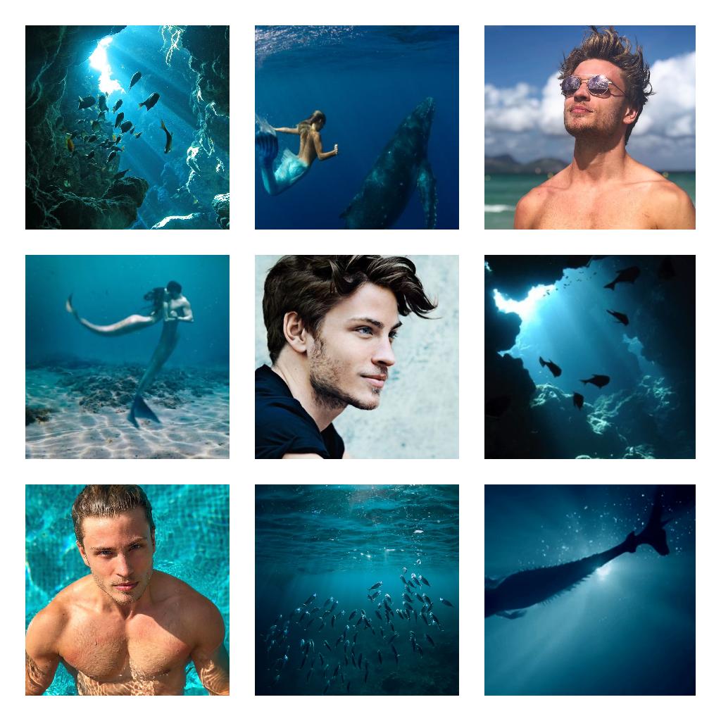 #freetoedit #jannikshümann #siren #mermaid