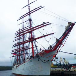 freetoedit ship sedov sea sailboat