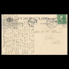 postcard vintage letter french freetoedit