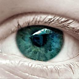 blue eye ocean beauty pcshadesofblue