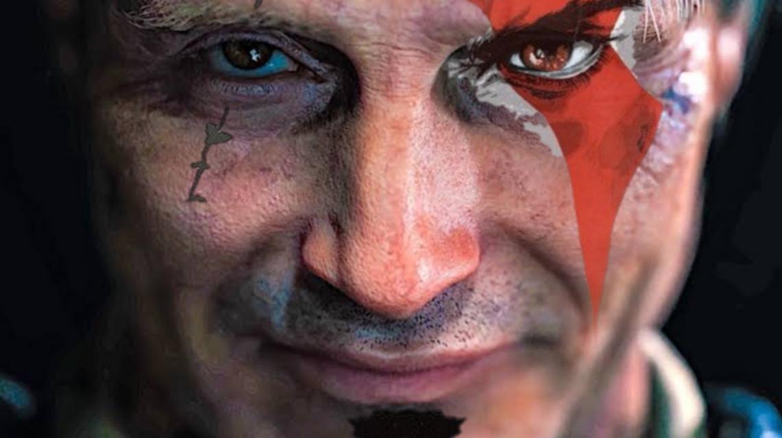 #freetoedit #madsmikkelsen #Kratos