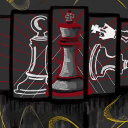 drawchallenge chesspieces dcchess chess