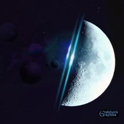 freetoedit moon moonart