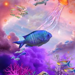 freetoedit fish fishy fishes underwater