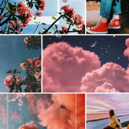 pink aesthetic pinkaesthetic collage freetoedit