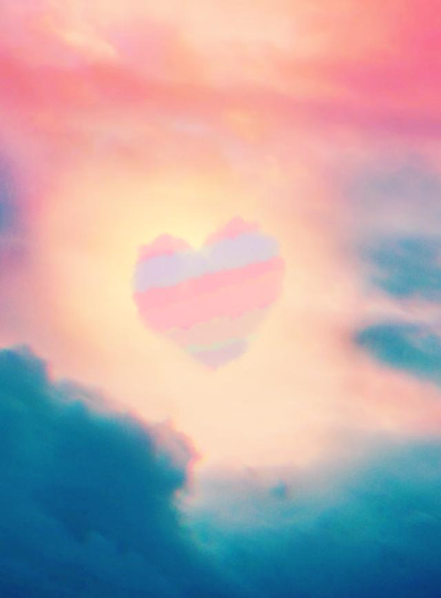 #freetoedit #myedit #madewithpicsart #background #sky #clouds #love #heart  @picsart @freetoedit  Original image @stone90