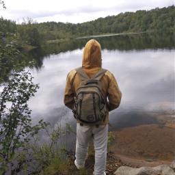 freetoedit faceless nature lakes forest pcfaceless