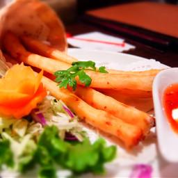 yummy cuisine dinner thaifood