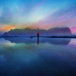 freetoedit colorful sky tranquility madewithpicsart