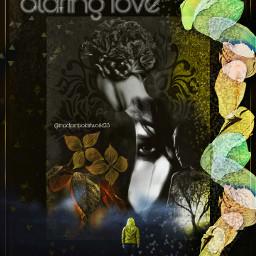 staring feeling love