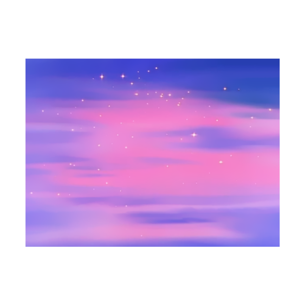 #freetoedit #pink #purple #stars #clouds #background #overlay