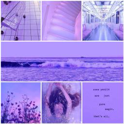 freetoedit aesthetic purple vibes pure