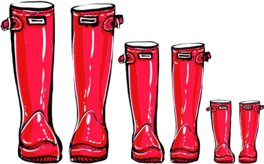 rainboots wellies welliesfamily hunter boots freetoedit