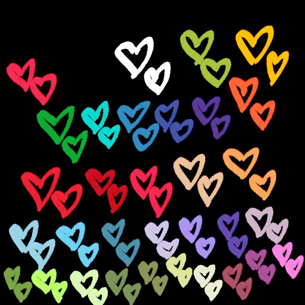 #радуга #цвета #мазок #мазки #сердечко💜  #сердце #сердечко #сердечки. #сердечки #мазоксердце #мазоксердечка
