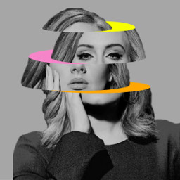 adele picsart realpeople graphicdesign