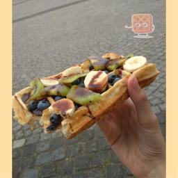 freetoedit picsart waffle wroclaw vibe