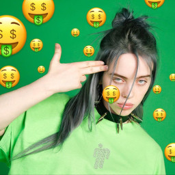 freetoedit billieeilish billie eilish