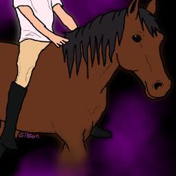freetoedit horse art