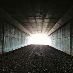 freetoedit tunnelview tunnel lightcross